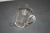 Tazas de café, personalizadas con el logotipo del local. #ManhattanRockBar