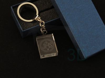 Llavero 30x24x10mm personalizado. #Jesusdelgranpoder Keyring 30x24x10mm personalized.