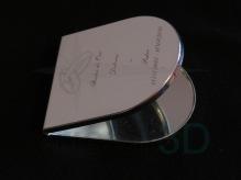 Espejo de bolsillo personalizado para regalo de #Bodasdeoro