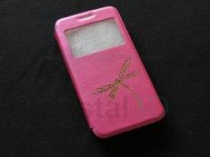Personalización funda teléfono móvil, libélula.